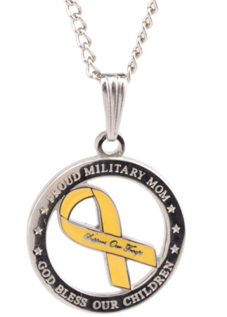 Military Mom Necklace