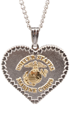 Marine Sweetheart Necklace